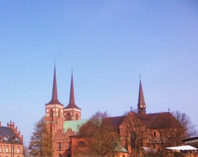 Roskilde, town of bishops and kings