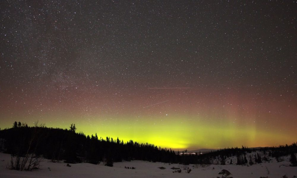 Northern Lights – Drawing their curtains to reveal the sounds