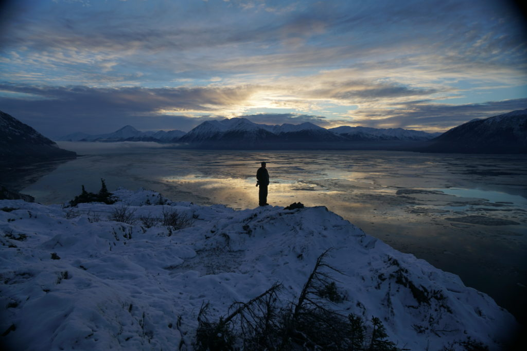 Turnagain Arm. Photo Grant Gibbs.